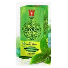 תה ירוק לימונית
