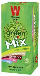 תה ירוק MIX