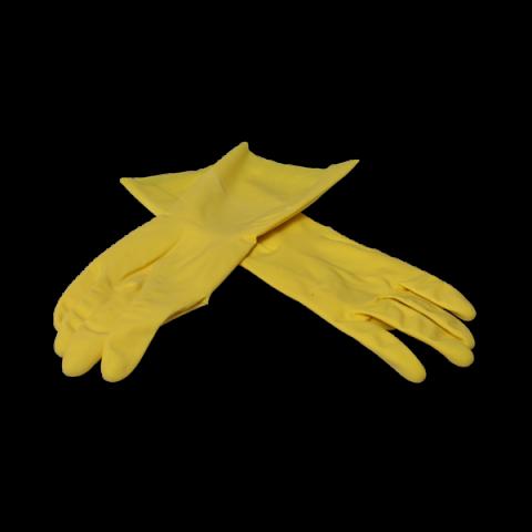 כפפות גומי M צבע אחד
