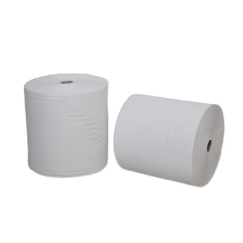 """נייר מגבת תעשייתי תאומי נץ טישו 22.5 ס""""מ"""