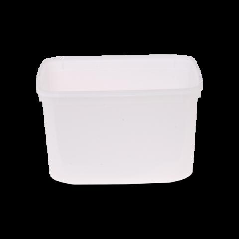 קופסא PP מרובעת 3 ליטר חי
