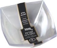 קערה 4 יחי' שקוף 116OZ