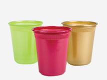 כוסות צבעוניות איכותיות