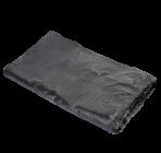 שקיות אשפה 75/90 1-LD שחור 1/400 בקרטון 25 יחידות בכרית
