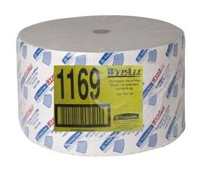 נייר תעשייתי  צר  טישו חד -שכבתי הדר 1200 מטר חוגלה 1169