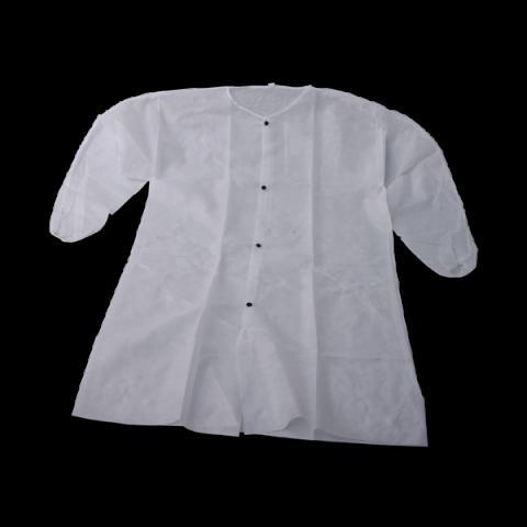 חלוק אלבד XL לבן סקוטש