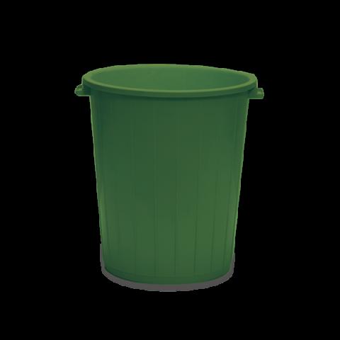 פח אשפה 50 ליטר צבעים שונים מתאים למזון