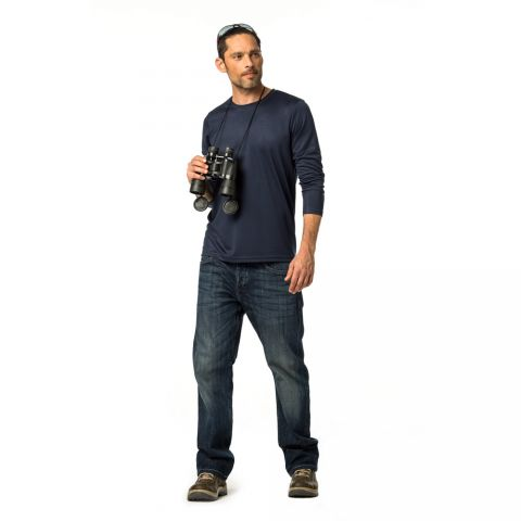 חולצת טי ג`ים שרוול ארוך