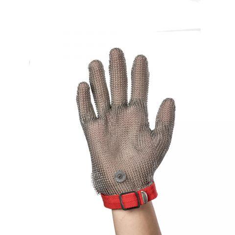 כפפות נירוסטה 5 אצבעות