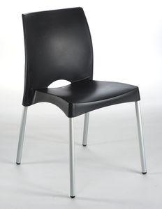 """כיסא יצוק לחדר אוכל דגם """"וונוס"""" מבית כתר"""