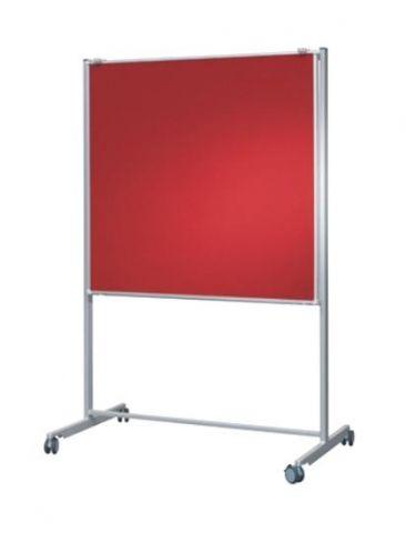 לוח כיתה מחיק מגנטי מסגרת אלומיניום 1.2*2.4 מטר