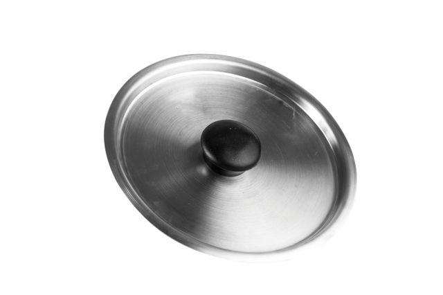 """מכסה אלומניום 48 ס""""מ 0/10 lid"""
