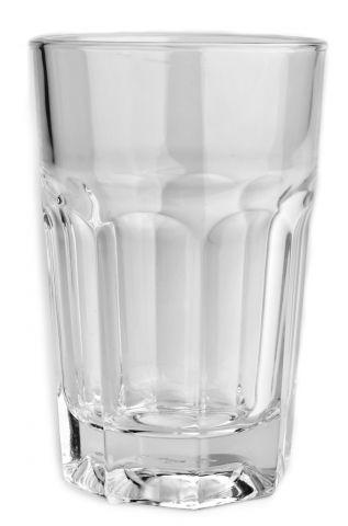 """כוס למים קזבלנקה 280 סמ""""ק מחוסם 3612"""