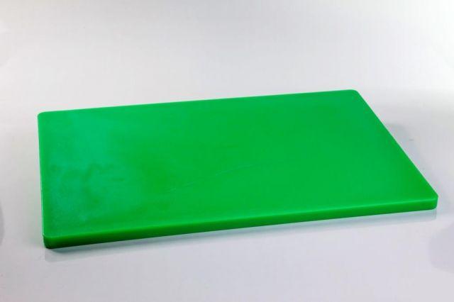 לוח מזון מקצועי 30*40 ירוק 1/5
