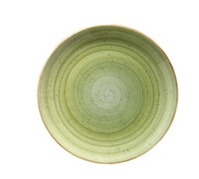בונה צלחת 23 סמ ירוקה  0/12 G