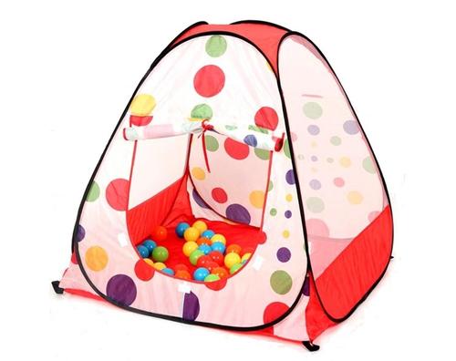 אוהל + 100 כדורים