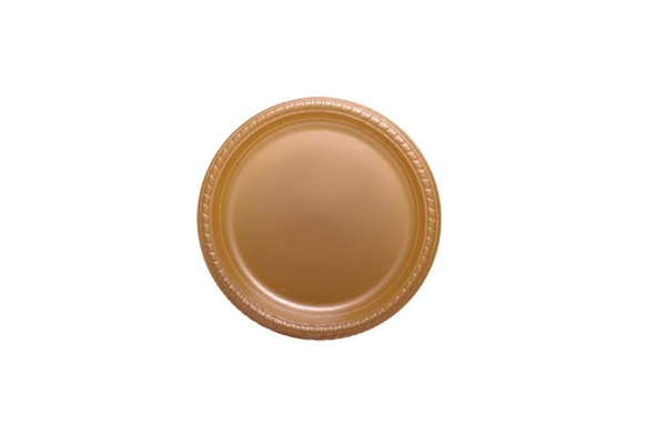 צלחות קטנות קשת זהב  - אר 100