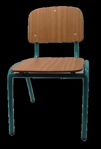 כסא גן מתכת