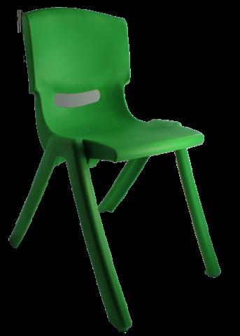 """כסא פלסטיק יצוק 30 ס""""מ לגן"""