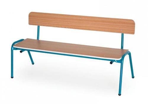 ספסל עץ בוק