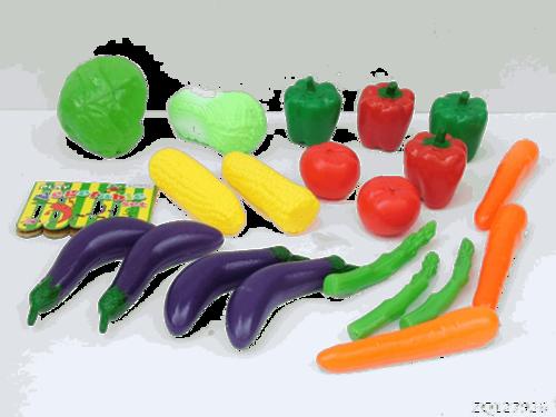 סט ירקות ברשת