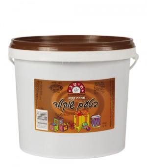 ממרח שוקולד 5 קילו